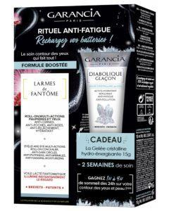 Garancia Larmes de Fantôme 10 ml + Diabolique Glaçon 15g Offert