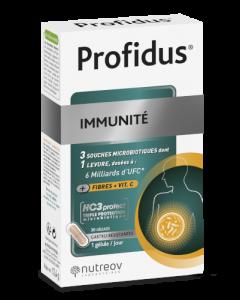Nutreov Profidus Immunité 30 Gélules