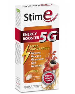 Nutreov Stim E Energy Booster 5G 40 Comprimés Effervescents