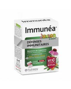 Immunéa Junior & Adulte Défenses Immunitaires 12 Sachets