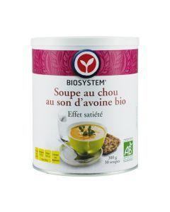 Biosystem Soupe au Chou Bio au Son d'Avoine 300g