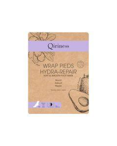 Qiriness Wrap Pieds Hydra-Repair 16g