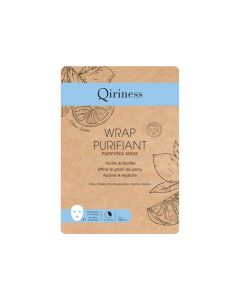 Qiriness Wrap Purifiant 1x25g