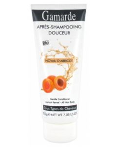 Gamarde Après-shampoing Douceur Bio Noyau d'Abricot 200g
