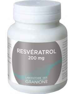 Equilibre Attitude Granions Resveratrol 30 Gélules