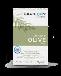 Granions Olive 60 gélules