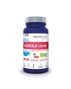 Granions Acerola1200 Bio Energie & Immunité 30 comprimés à croquer