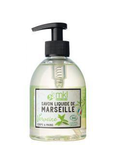 Mkl Green Nature Savon Liquide Marseille Bio Verveine 300 ml