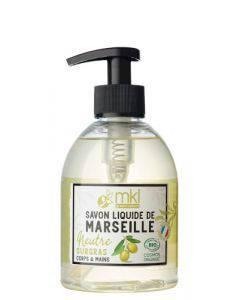Mkl Green Nature Savon Liquide Marseille Bio Neutre 300 ml