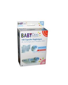 Visiomed Babydoo Capsules Hygiéniques X100