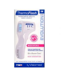 Visiomed Thermoflash Lx-26 Thermomètre Électronique