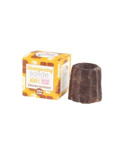 Shampoing Solide Cheveux Normaux Chocolat 55g