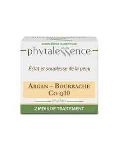 Argan Bourrache Co Enzyme Q10 60 Gélules