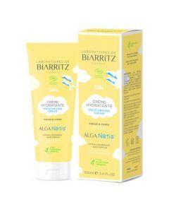 Laboratoires de Biarritz Alga Natis Crème Hydratante Bio 100ml