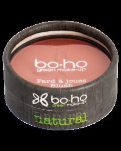Boho Green Fard À Joue Bio 01 Bois De Rose 4,5 g