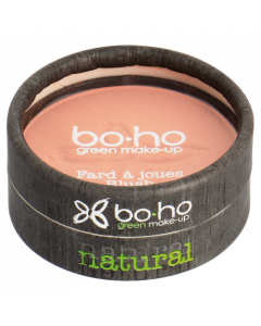Boho Green Fard À Joue Bio 05 Corail 4,5 g