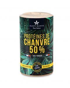Nunty Sunya Poudre De Protéine De Chanvre France 50% 200g