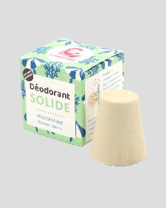 Lamazuna Déodorant Solide Bio Peau Sensible Douceur Marine 30 g