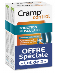 Nutreov Cramp Control 2x30 Gélules