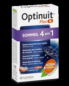 Nutreov Optinuit Plus 15 Comprimés