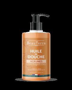 BeauTerra Huile de Douche Agrume 750ml