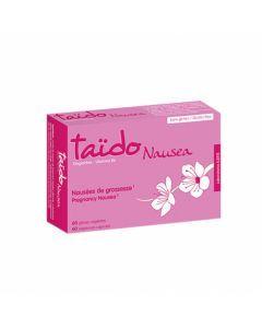 Taïdo Nausea Nausées de Grossesse 60 gélules végétales