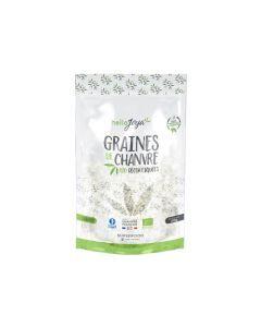 Hello Joya Miam Graines de Chanvre Bio Décortiquées 200 g