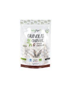 Hello Joya Miam Granolas Bio Chanvre & Banane Chocolat 300 g