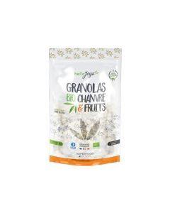 Hello Joya Miam Granolas Bio Chanvre & Fruits 300 g