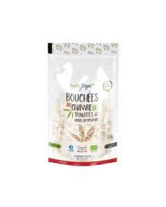 Hello Joya Miam Bouchées Au Chanvre Bio Tomates & Herbes De Provence 50 g