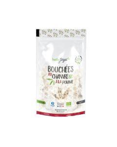 Hello Joya Miam Bouchées Au Chanvre Bio à la Pomme 50 g