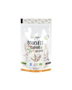 Hello Joya Miam Bouchées Au Chanvre Bio à l'Abricot 50 g