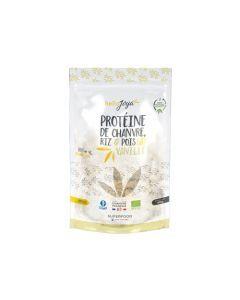 Hello Joya Boost Protéine Bio De Chanvre Riz & Pois Vanille 400 g