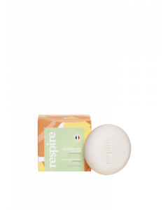 Respire Shampoing Solide Lait d'Amandes 75g