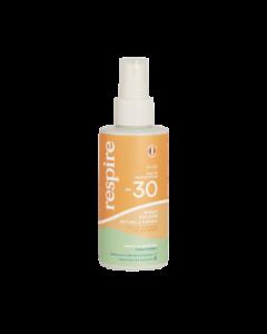 Respire Spray Solaire SPF30 Naturel & Minéral 120ml