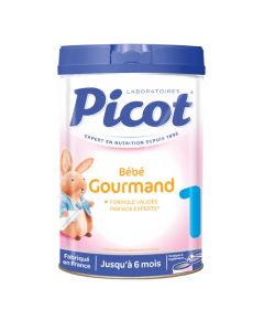 Picot Bébé Gourmand 1 1er âge 900g