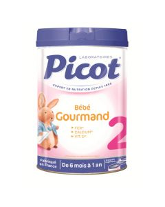 Picot Bébé Gourmand 2 2ème âge 900g