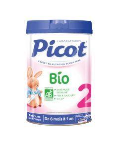 Picot Bio 2 2ème âge 900g