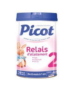 Picot Relais 2 2ème âge 900g