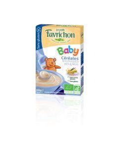Favrichon Céréales Baby sans gluten étui 200g