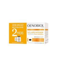 Oenobiol Solaire Intensif Peau Normale Lot de 2x30 Capsules