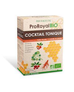 Phytoceutic Proroyal Bio Cocktail Tonique 20 Ampoules 10ml