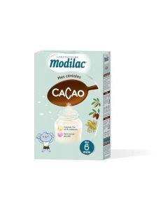 Modilac Céréales Cacao 300g