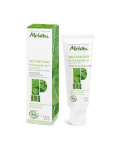 Melvita Nectar Pur Fluide Équilibrant Matifiant 40ml