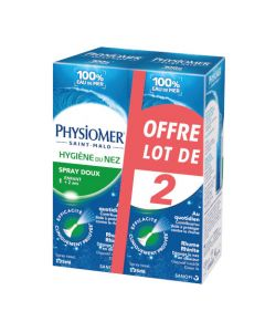 Physiomer Spray Adulte Enfant Lot de 2x135ml