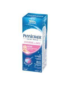 Sanofi Physiomer Hygiène Nasale Nourrissons Micro-diffusion 115ml