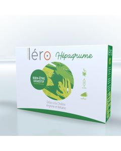 Léro Hepagrume Solution Buvable 20 Ampoules