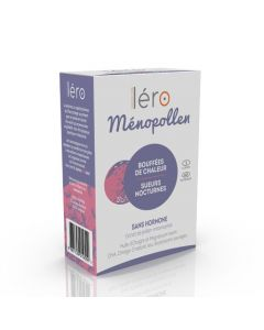 Léro Ménopollen x60 capsules