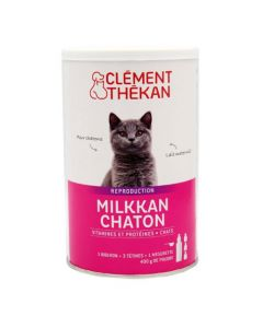 Clément Thékan Milkkan Reproduction Chaton 400g