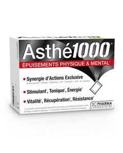 3C Pharma Asthé 1000 10 Sachets